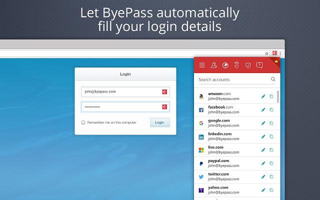 ByePass™ - iolo technologies