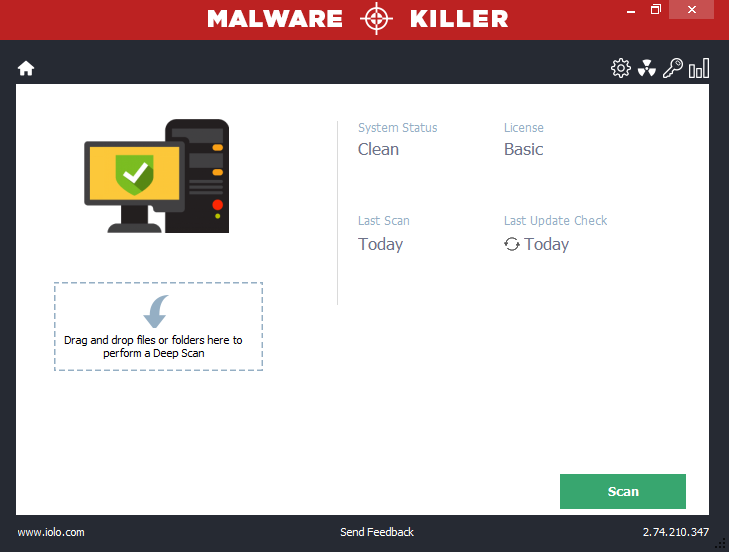 Malware Killer screen shot