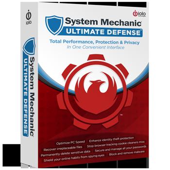 iolo.com - System Mechanic Ultimate Defense 79.95 USD