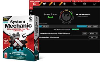 System Mechanic Iolo Technologies