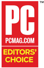 PC Magazine Editors' Choice