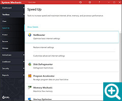 Toolbox: Specialized tools to speed up your PC