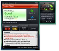 PC Health Status Gadget