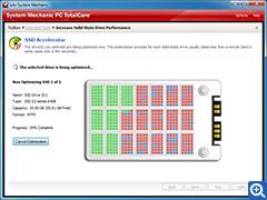 SSD Accelerator