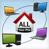 Install one license of System Mechanic on multiple PCs
