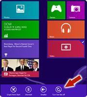 Windows 8 Metro Tiles